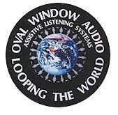 Hearing loop systems from Oval Window Audio