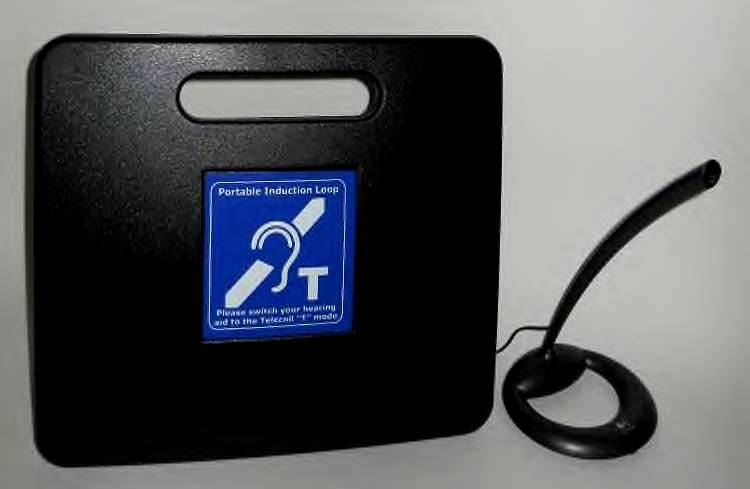 Portable Infoloop One On One Induction Loop Assistive